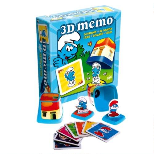 Importado de Alemania Memo 3D Upper Deck 29644