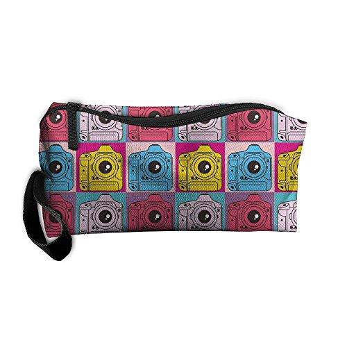 mera Lattice Small Travel&home Portable Make-up Receive Bag Hand Cosmetic Bag ()