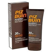 Piz Buin Allergy Face Cream SPF30 50ml (PACK OF 4)