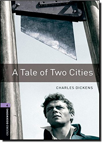 Book cover for A Tale of Two Cities