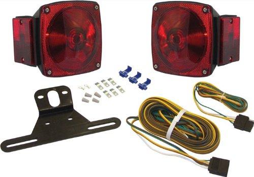 4012041 Shoreline Marine Trailer Light Kit Conv Basic