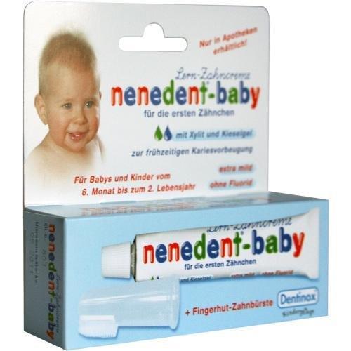 NENEDENT BABY ZAHNPFL SET 20ml Zahnpaste PZN:1439821