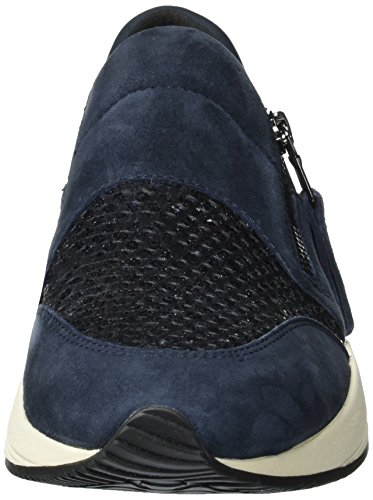 Geox Dame D Omaya Un De Blau Chaussure (marine / Bleu Marine Uk)
