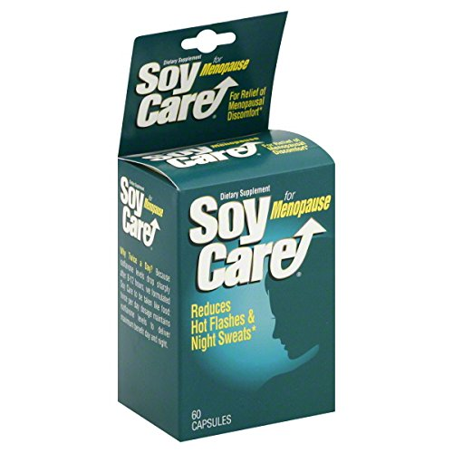 Soy Care For Menopause - 60 Capsules