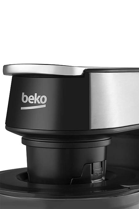 Beko TBV8106BX - ProWellness - Batidora Vaso al Vacío, 1000 W, Vaso de 1.7 litros de Tritan, Velocidad variable + Función Pulse, Programas ...