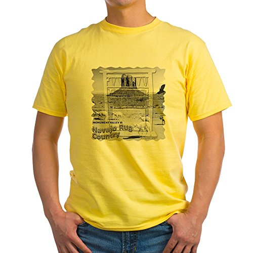 CafePress - Monument Valley 4 Navajo Rugs - 100% Cotton T-Shirt