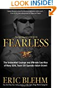 #1: Fearless: The Undaunted Courage and Ultimate Sacrifice of Navy SEAL Team SIX Operator Adam Brown