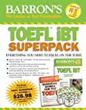 img - for Barron's TOEFL iBT Superpack book / textbook / text book
