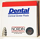 Nordin Dental Swiss Made Gold Plated Conical