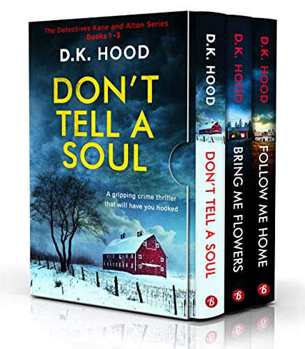 The Detectives Kane and Alton Series: Books 1-3