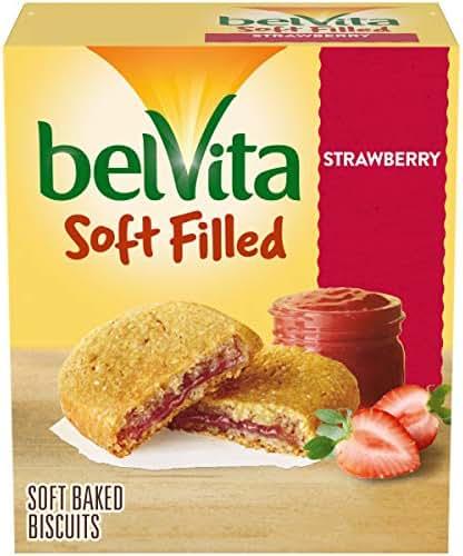 Breakfast & Cereal Bars: belVita Soft Filled