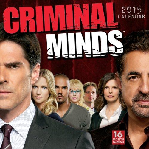 Criminal Minds(TM) 2015 Wall Calendar