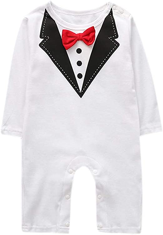 For 0-18 Months Baby DIGOOD Newborn Infant Baby Girls Boys Kittles Romper Jumpsuit Kids Shirt Clothes Outfit