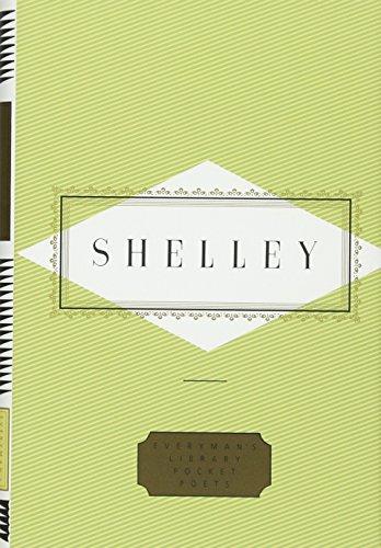 Shelley: Poems (Everyman's Library Pocket Poets Series)