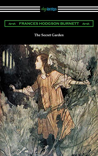 The Secret Garden (Illustrated by Charles Robinson) (Victoria Gardens Com)