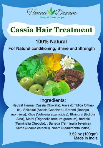 Cassia Hair Treatment 100gm ()