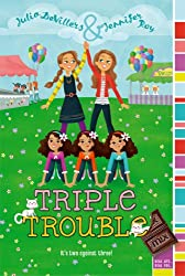 Triple Trouble (Trading Faces Book 5)