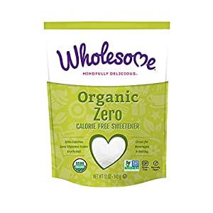 Wholesome Sweeteners Zero Calorie Free Pouch, 12 oz. (Pack of 8)
