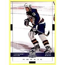 1999-00 Upper Deck Wayne Gretzky Hockey #8 Patrik Stefan RC ATLANTA THRASHERS ROOKIE