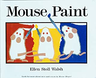 Book Cover: Mouse paint