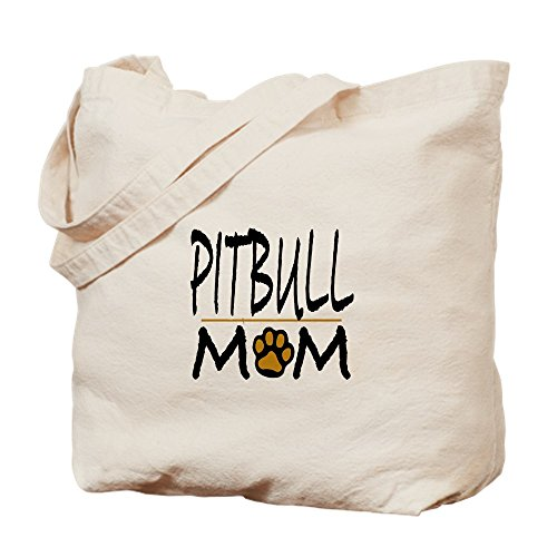 CafePress - Pitbull Mom - Tote Bag by CafePress