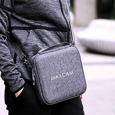 MAXCAM Mavic Mini Carrying Case Compatible with DJI Mavic Mini Drone + Remote Controller + Base Accessories (Drone and Accessories NOT Included): Electronics