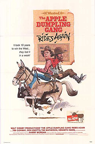 Apple Dumpling Gang Rides Again - Authentic Original 27