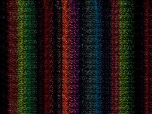Noro Silk Garden Sock Yarn - Noro Silk Garden Sock, S211 - Blue-Magenta-Green-Brown