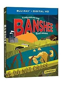 Banshee: The Complete Fourth Season (Digital HD + Blu-Ray)