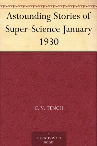 Astounding Stories of Super-Science January 1930