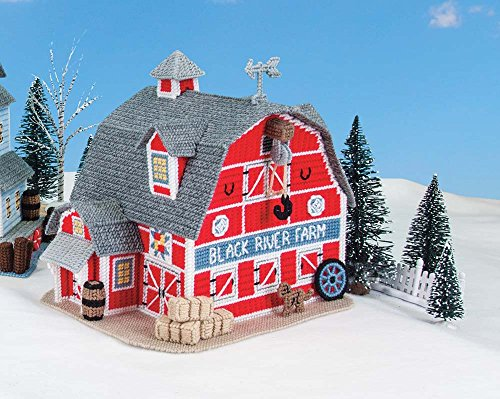 Black River Farm Plastic Canvas Kit
