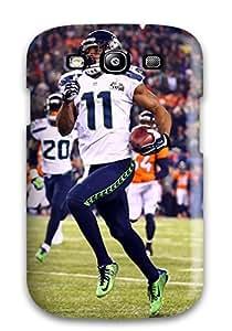 For Galaxy S3 Tpu Phone Case Cover(seattleeahawks ) wangjiang maoyi