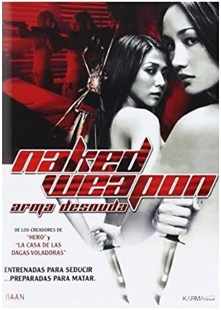 Amazon.com: Naked Weapon: Marit Thoresen, Almen Pui-Ha