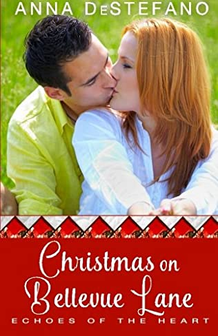 book cover of Christmas on Bellevue Lane