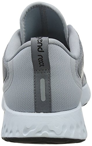 Black Wolf Grey Grey Pure React 003 Gris Chaussures Cool Fitness de WMNS Legend Nike Femme Platinum S8nBvqp