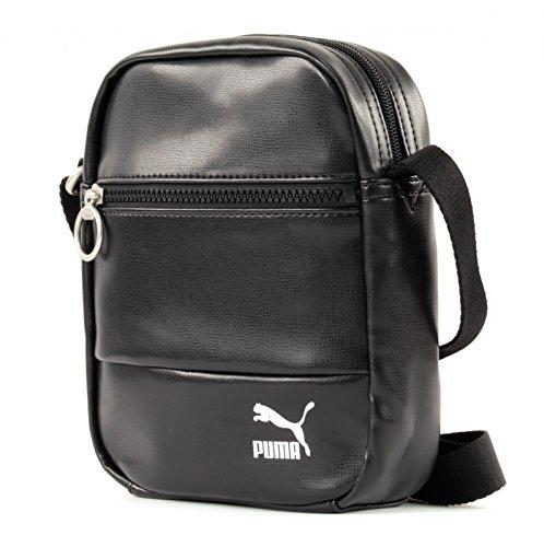 Puma 074806 Bolso de baldolera Accesorios Negro