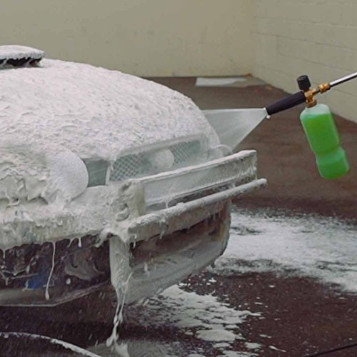 Chemical-Guys-CWS110-Honeydew-Snow-Foam-Car-Wash-Soap-and-Cleanser-1-Gal