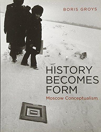 History Becomes Form - Moscow Conceptualism (The MIT Press) por Boris Groys