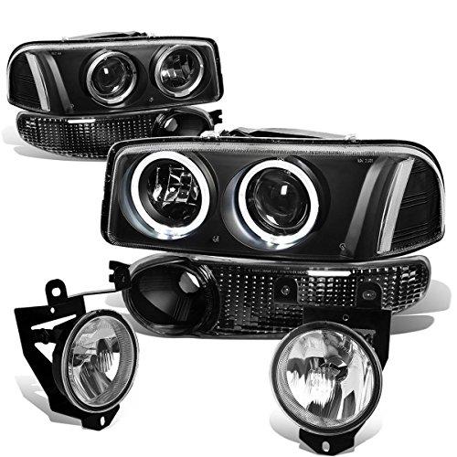 03 yukon fog lights pair - 2