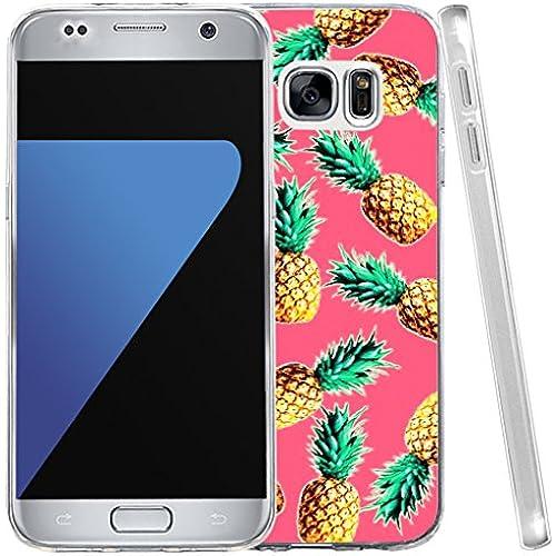 S7 Case, Samsung Galaxy S7 Case Vintage Pink Personalized Design Sales