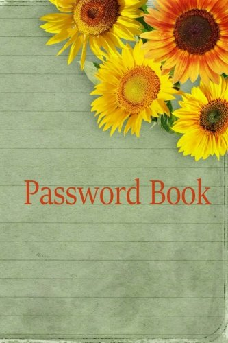 Password Book: Marigold ,Now you can log into your favorite social media sites, pay your bills, review your credit card statements, and shop at your ... stores, quickly and effortlessly! (Volume 21) (Store Pay Card Bill My Amazon)
