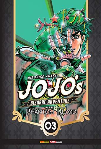 Jojo'S Bizarre Adventure - Parte 1 - Phantom Blood Vol. 3