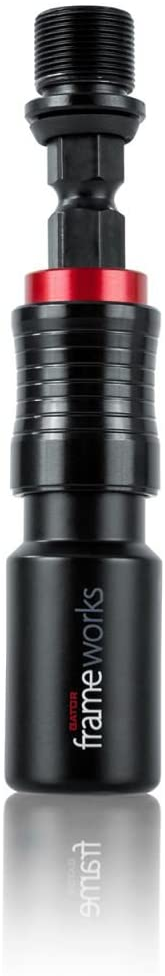 GFW-MIC-QRTOP Gator Frameworks Microphone Clip Quick Release Stand Attachment;
