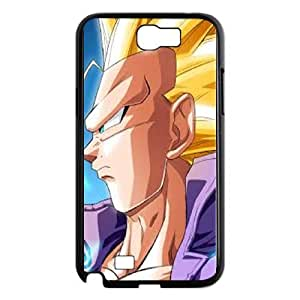 Dragon Ball Z Theme Phone Case Designed With High Quality Image For Samsung Galaxy Note 2 N7100