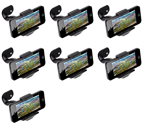 Price comparison product image 7 x Quantity of Apple iPhone 4S Phone Holder A for Devo Transmitters - FAST FROM Orlando