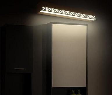 Modernes kurzes LED-Spiegel-Licht Badezimmer-Schlafzimmer-Kabinett ...