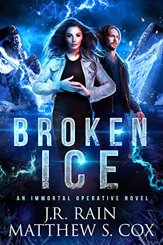 Pdf Thriller Broken Ice (Immortal Operative Book 1)