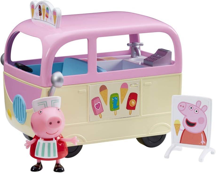 Peppa Pig - Heladería Peppa Pig (CO07153)