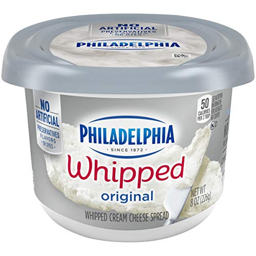 Philadelphia Original Whipped Cream Cheese Spread, 8 oz Tub
