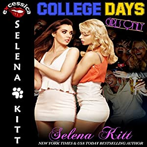 Girls Only: College Days Audiobook